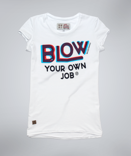 Blow your own job